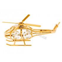 Позолоченая фигурка Юнион AR-3393 Вертолет