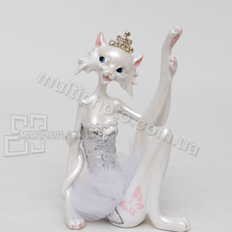 Статуэтка SM-142 кошка невеста 19 см