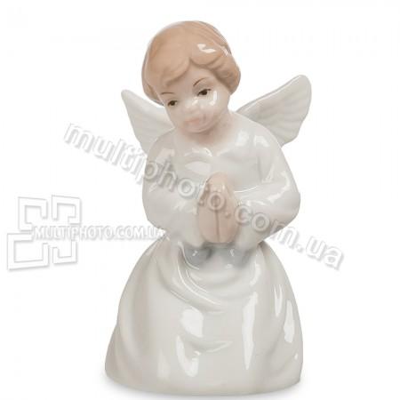 Фарфоровая статуэтка Pavone JP-20-10 Ангел-хранитель