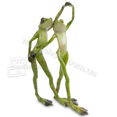 Фигурка ED-136 лягушачье танго 21 см