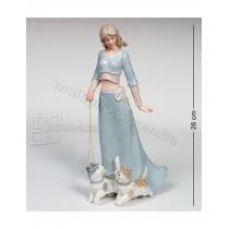 Статуэтка Pavone CMS-32/1 Дама с собаками