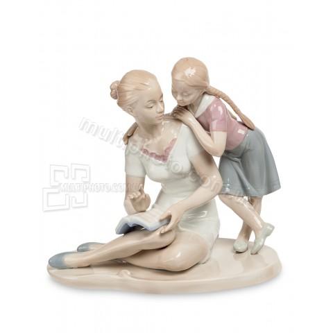 Статуэтка Pavone JP-15/11 Мать с дочерью