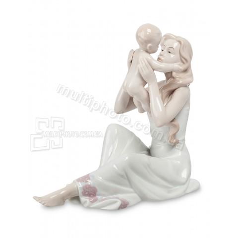 Статуэтка Pavone JP-15/23 Девушка с ребенком
