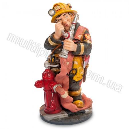 Статуэтка PRO-16 Parastone profisti Пожарный 29 см