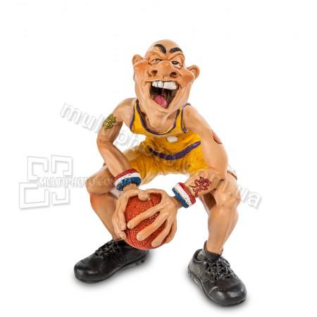 RV-208 Фигурка Баскетболист В предвкушении... мал. W.Stratford