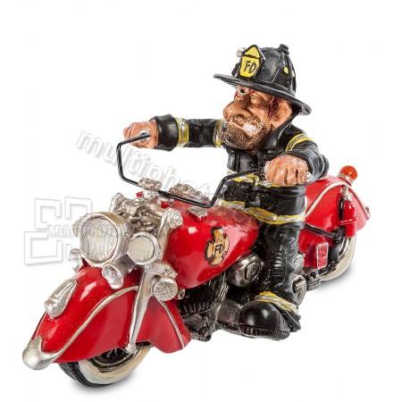 RV-293 Фигурка Пожарный Байкер W.Stratford