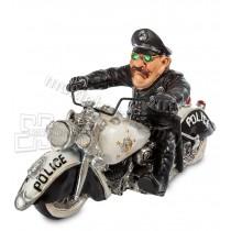 RV-294 Фигурка Полицейский Байкер W.Stratford
