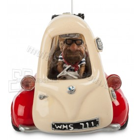 Статуэтка W.Stratford SCAR-10 Машина Babble Car
