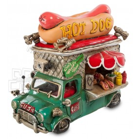 Статуэтка W.Stratford SCAR-60 Машина Gus the Big Dog