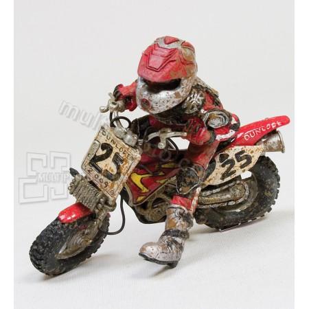 Статуэтка W.Stratford SCAR-69B Мотоцикл Mud Warrior