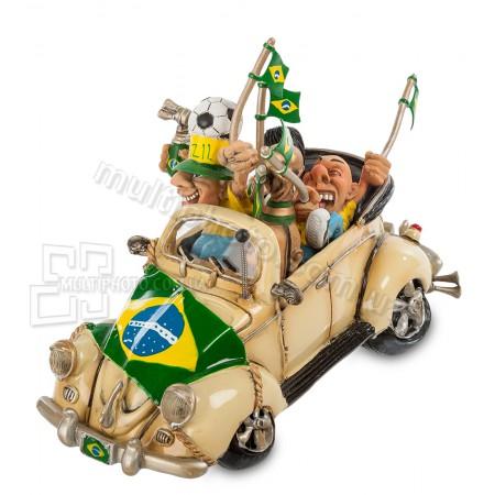 Статуэтка W.Stratford SCAR-72 Машина Brasil Fan-Attics
