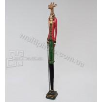 Статуэтка жираф Огастин NS-04