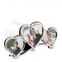 Фоторамка CHK-036 Влюблённые сердца на 3 фото