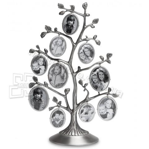 Фоторамка CHK-095 Семейное Дерево на 10 фото