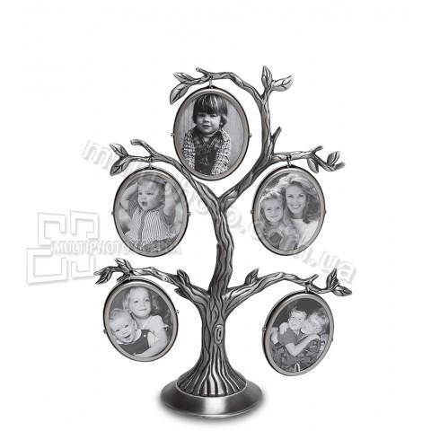 Фоторамка CHK-096 Семейное Дерево на 5 фото