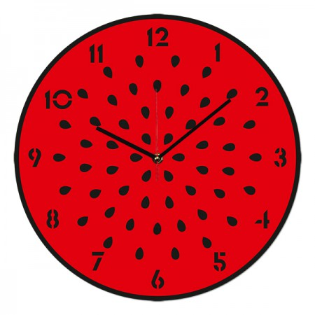 Настенные часы Арбузик 1-0002