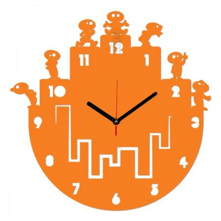 Настенные часы Нет времени 1-0007