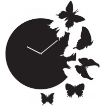 Часы настенные 5 Бабочек 1-0021
