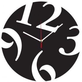 Часы настенные Большие цифры 1-0036