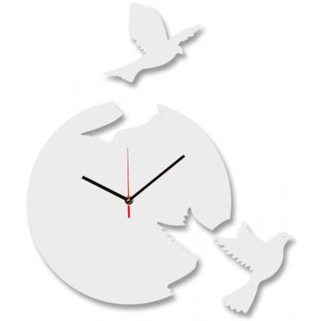 Часы настенные Голубки 1-0043