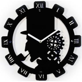 Часы настенные Steampunk 1-0046