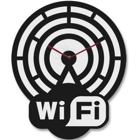 Часы настенные WiFi 1-0047