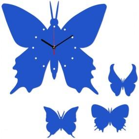 Часы настенные Бабочка 1-0051