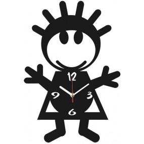 Часы настенные Девочка 2 1-0052