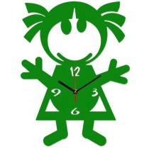 Часы настенные Девочка 1-0053