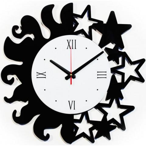 Часы настенные День и ночь 1-0054