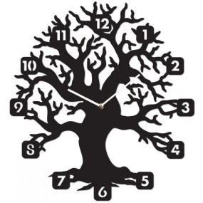 Часы настенные Дерево 1-0055