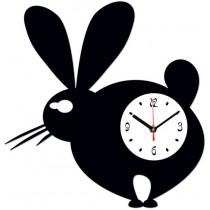 Часы настенные Заяц-2 1-0059
