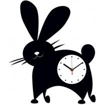 Часы настенные Заяц-4 1-0061