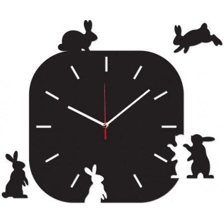 Часы настенные Зайчики 1-0063
