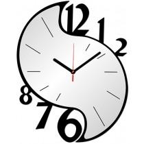 Часы настенные Изгиб 1-0067