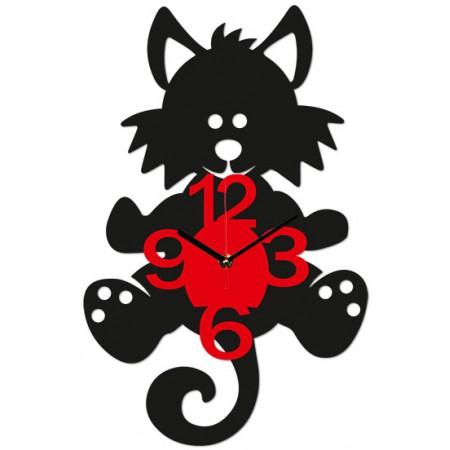 Часы настенные Котик 1-0072