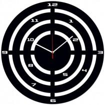 Часы настенные Мишень 1-0094