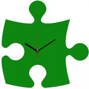 Часы настенные Пазл 1-0098