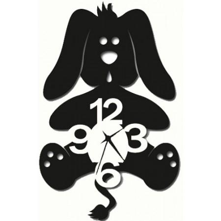 Часы настенные Песик 1-0099