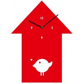 Часы настенные Птичка 1-0103
