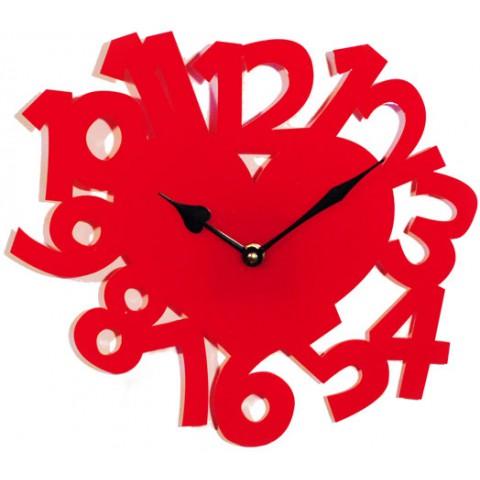 Часы настенные Сердце 1-0115