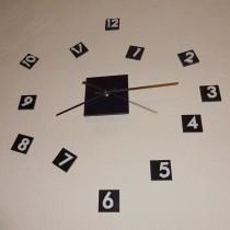 Часы настенные Собери сам 1-0119