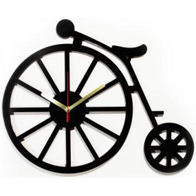 Часы настенные Старинный велосипед 1-0125