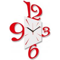 Часы настенные Цифры 3-6-9-12 1-0136