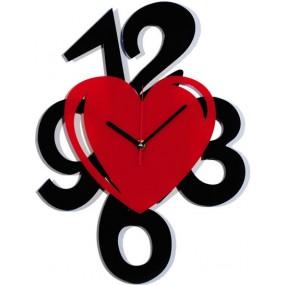 Часы настенные Время любить 1-0186
