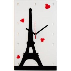 Настенные часы Эйфелева Башня 1-0191