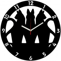 Настенные часы Трио 1-0200