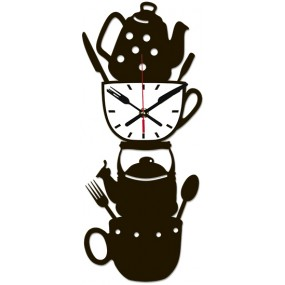 "Часы настенные Чаю время"" 1-0232"