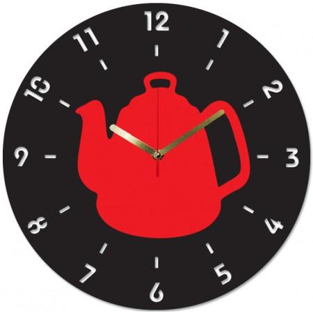 Часы настенные Чайник 1-0234