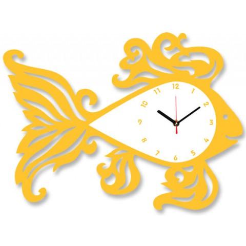 Настенные часы Золотая рыбка 1-0241